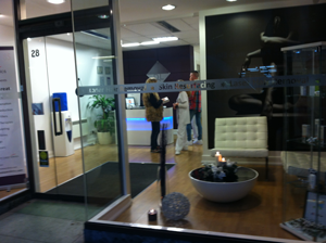 Derma Laser Clinics - Our Reception Area